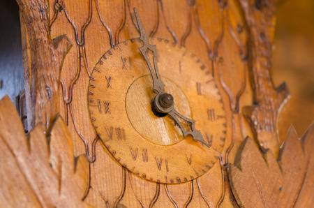 cuckoo: wood cuckoo clocks