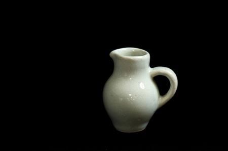 jug: ceramic jug Stock Photo