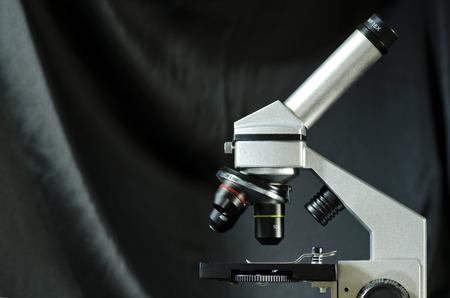 an eyepiece: microscope