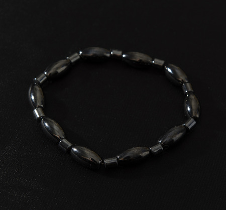 magnetite: hematite and magnetite Bracelet
