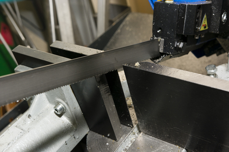 electric saw: electric saw view of the cutting plate
