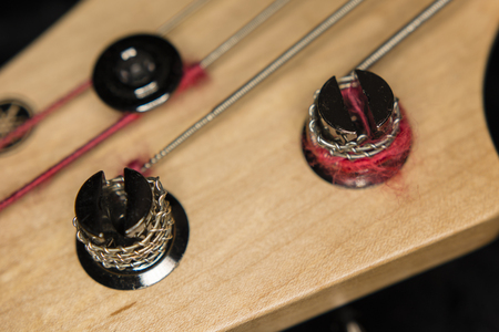 lead guitar: turnbuckles for Guitar Strings