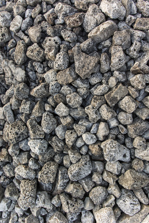 slag: Stones slag. Stock Photo