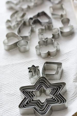 Stainless steel sheet metal.