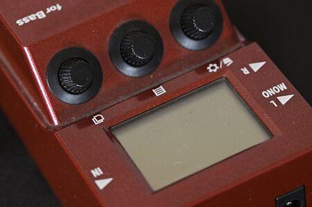Sound Modulator Guitar Bass Tread Metal.