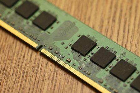 RAM memory in detail.