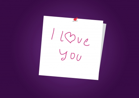 loved: note loved one