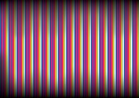 Líneas abstractas de colores con un gradiente más oscuro Foto de archivo - 22545266