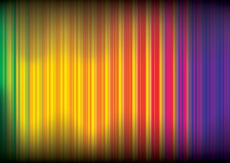 Colorful abstract lines with a darker gradient