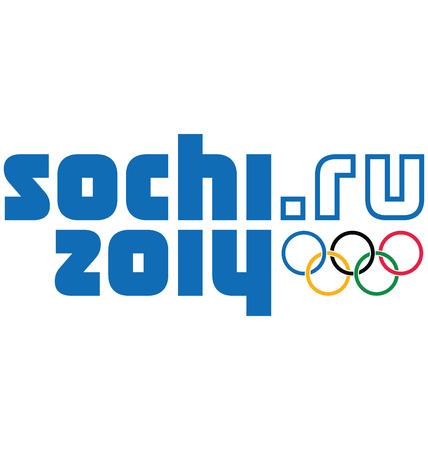 2014 년 동계 올림픽의 공식 로고