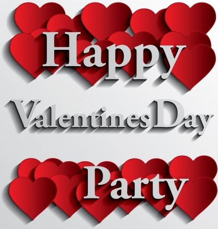 ecard: L'amore � nell'aria! Buon San Valentino eCard Vettoriali