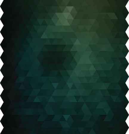 wite: Bright retro background with colored triangles.