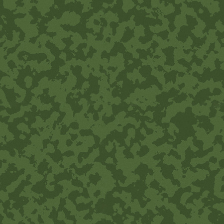 Seamless texture of green of military cloth photo