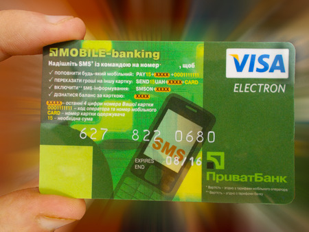 User bank is holding your credit card