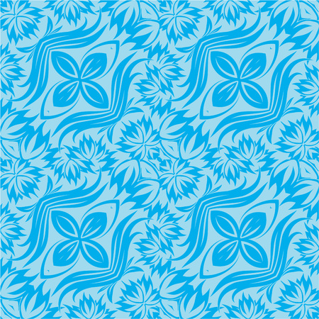 feminine background: Attractive vector seamless patterns. Texture for printing onto fabric, paper, scrap booking. Abstract flower, shape. Classy feminine background. Retro and vintage. Illustration