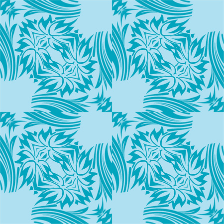 feminine background: Attractive vector seamless patterns. Texture for printing onto fabric, paper, scrap booking. Abstract flower, shape. Classy feminine background. Retro and vintage. Vectores