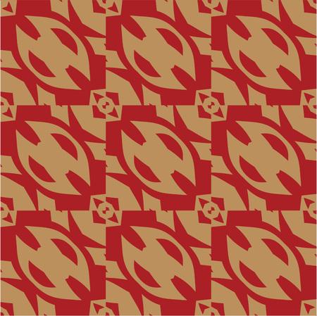 feminine background: Atractivo vector patrones sin fisuras. Textura para imprimir sobre tela, papel, chatarra de reserva. Resumen de flores, forma. Fondo femenino con clase. Retro y vintage. Vectores