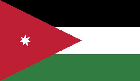 recognized: Jordan.vector flag of the independent state
