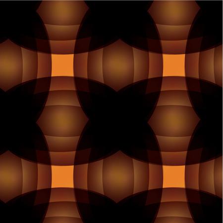 hojas antiguas: Atractivo vector patrones sin fisuras. Textura para imprimir sobre tela, papel, chatarra de reserva. Resumen de flores, forma. Fondo femenino con clase. Retro y vintage. Vectores