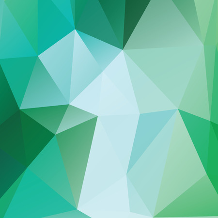 line work: Abstract geometric background version 1. Multicolored triangles. Beautiful inscription. Triangle background with bright lines. Pattern of crystal geometric shapes. Mosaic banner Illustration
