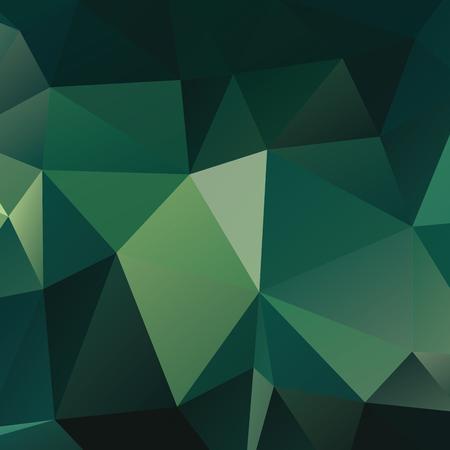 elasticidad: Resumen geométrica versión de fondo 1. triángulos multicolores. Hermosa inscripción. Triángulo de fondo con líneas brillantes. Patrón de formas geométricas de cristal. Bandera Mosaic Vectores