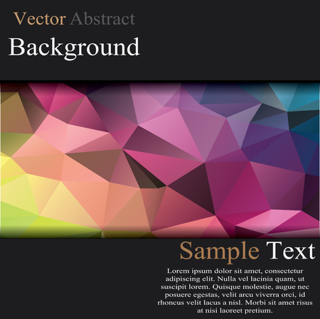 premise: Abstract 3d vector technology background with wireframe structure. Vector digital background for web, applications, business. Abstract vector wallpaper. Party abstract vector background