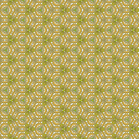premise: Oriental vector pattern with damask, arabesque and floral elements. Seamless abstract background
