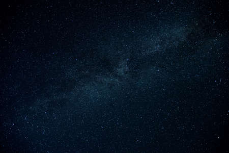 View of the Milkey Way at night