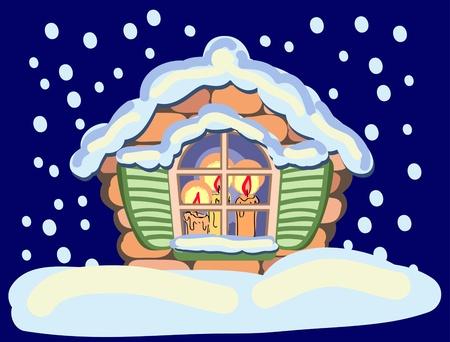 snowbank: fabulous house