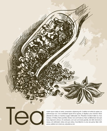 refine: tea ceremony. beautiful background made by hand