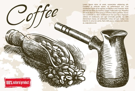 refine: cup of coffee. beautiful background made by hand