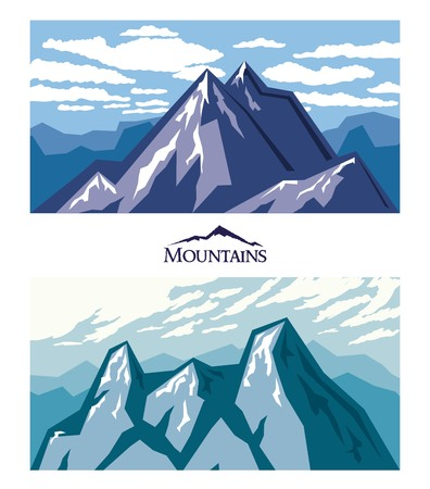 Forbidding mountains, mountain climbing, adventure, nature.