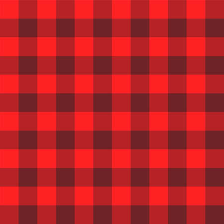 simple seamless checkered background. color vector illustration