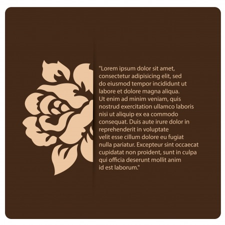 rose blanche: une rose blanche avec des p�tales et du texte