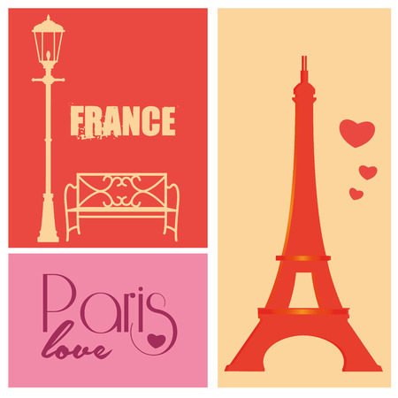 three different backgrounds with some colored silhouettes of places around the world