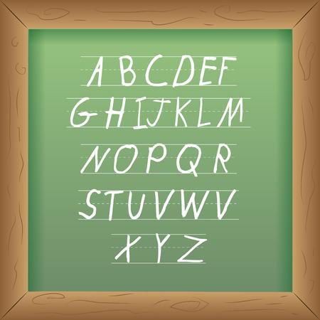 green board: the full abc on a green board