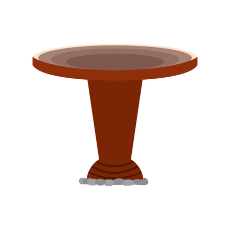 Isolated baptismal font image. Vector illustration design.