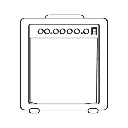 Speaker icon 向量圖像