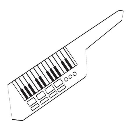 Keytar icon.
