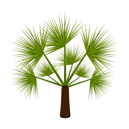Isolated tree icon image. Vector illustration design