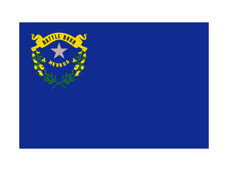 Flag of the State of Nevada