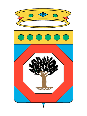 Coat of Arms of the Italian Region of Apulia