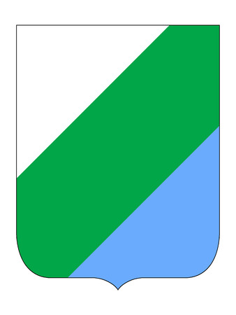 Coat of Arms of the Italian Region of Abruzzo