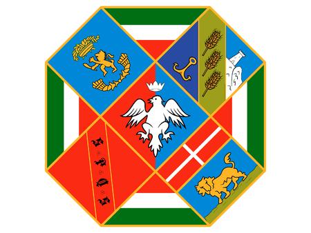 Coat of Arms of the Italian Region of Lazio