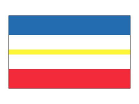 Flag of the German State of Mecklenburg-Vorpommern