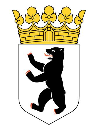 Coat of arms of the German State of Berlin