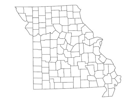 Missouri County Map