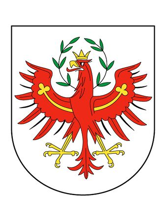 Coat of Arms of the Austrian State of Tyrol