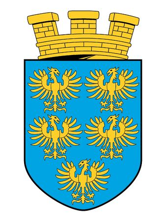 Coat of Arms of the Austrian State of Lower Austria
