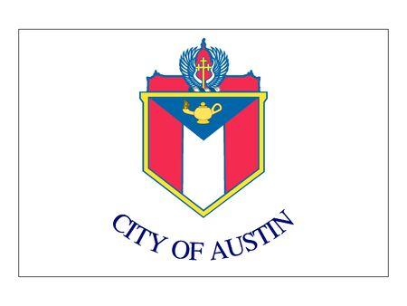 Seal of USA City of Austin, Texas